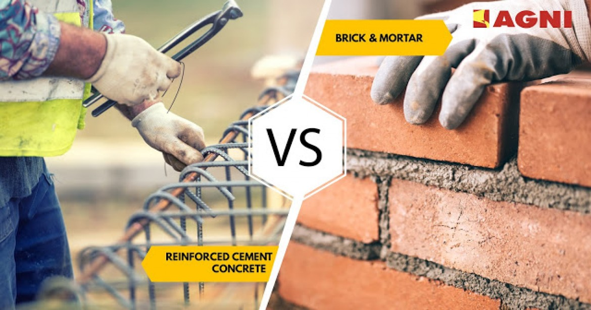 Benefits of RCC construction over brick and mortar buildings